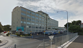 Middlemore Hospital, where the four-month old baby is being treated.