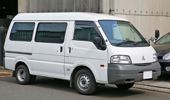 1995 Mistubishi Delica, hot or not? Depends on your viewpoint. (Photo: Wikipedia)