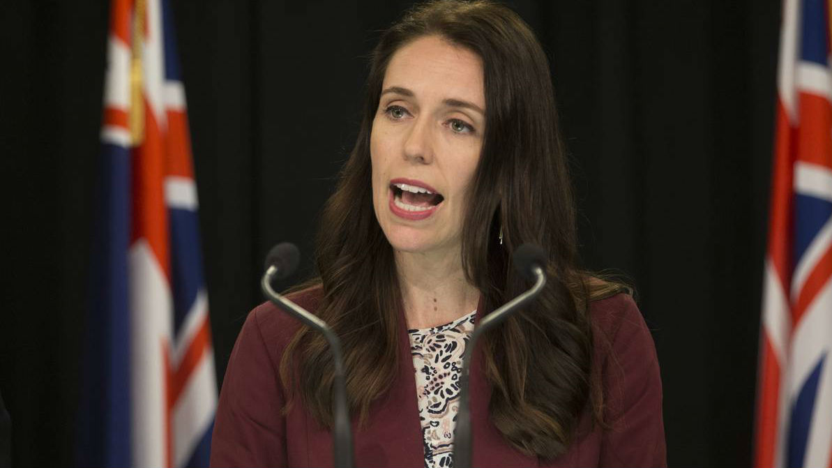 Prime minister Jacinda Ardern says it is 'too soon' to say if free-trade talks will resume with Russia (Photo / NZ Herald)