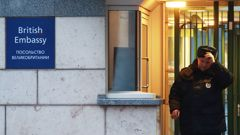The Russian foreign ministry said it was giving the 23 British diplomats one week to leave the country. (Getty Images)