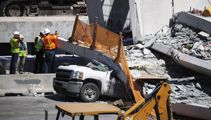 Cracks in collapsed Florida bridge 'not a safety concern'