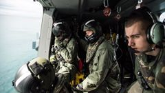 The Defence Force will continue the search for the mssing fishermen who have been lost at sea for 5 days. (Photo/ NZDF)