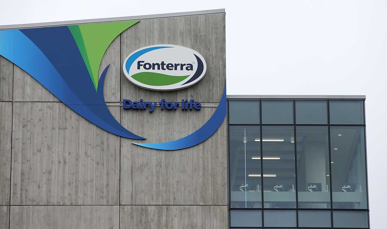 Fonterra is set to report its first half result this week. (Photo/ Getty)