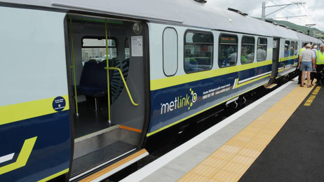 Wellington trains suffer major delays after police incident