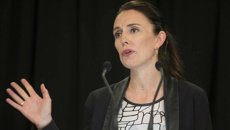 Watch live: Jacinda Ardern on oil and gas, Obama visit, Indonesian President