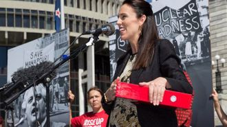 Jacinda Ardern: The world has moved on in terms of fossil fuels
