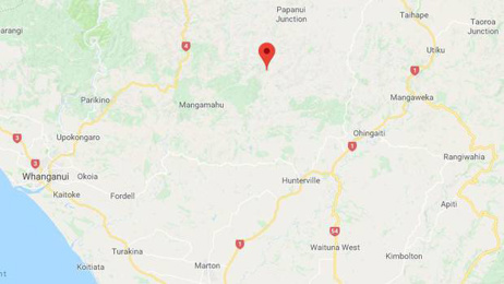 Boy, 6, dies in crash in Rangitikei