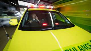 Ambulance officers assaulted during callout