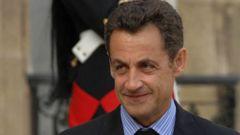 Former French president Nicolas Sarkozy is in police custody. (Photo / File)