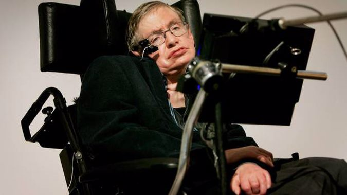 Stephen Hawking (Photo \ Getty Images)