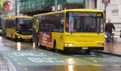 Bus systems in Wellington (Photo \ Edward Swift)