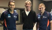 Ross Taylor and Tom Latham: First day-night Test is going to be special