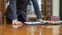 Lawyer censured and fined $10,000 after asking female attorney to bend over