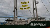 Greenpeace denied charity status