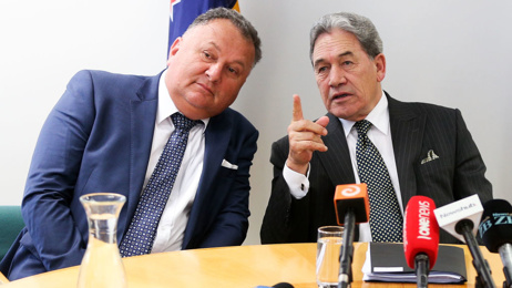 Kate Hawkesby: Shane Jones the new Winston 2.0