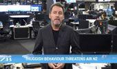 Mikes Minute: Thuggish behaviour threatens Air NZ