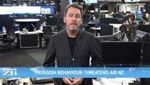 Mikes Minute: Shane Jones' thuggish behaviour threatens Air NZ