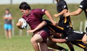 Tackle rugby (Photo \ Newspix)