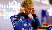 Brendon Hartley begins his first full season in Formula 1 this weekend. (Photo \ Getty Images)