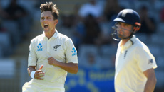 Live cricket updates: Black Caps v England, first test