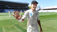 Black Caps rout England to make history in pink ball day-night test