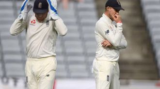 Rain ends frustrating day at the test