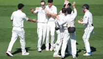 Black Caps claim historic pink ball test win over England