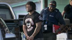 Police have raided the Mongrel Mob's pad in the Bay of Plenty town of Kawerau. (Photo \ NZ Herald)