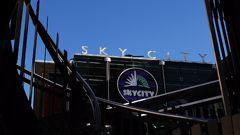 Sky City in Auckland (Photo \ Getty Images)