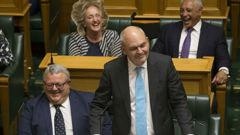Steven Joyce has retired from politics. (Photo / NZ Herald)