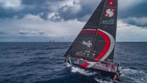 Volvo Ocean Race: Missing sailor swept overboard 'presumed lost at sea'