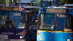 Auckland bus commuters face disruption between 9.30am and 2pm on Thursday. (Photo \ File)