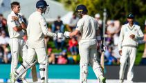 Black Caps still upbeat as play cut short by bad light