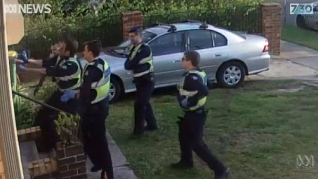 Victoria Police Won't Stand Down Cops Who Beat A Disability Pensioner