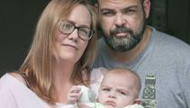 Mum's C-section misery: 'I exploded on the inside'
