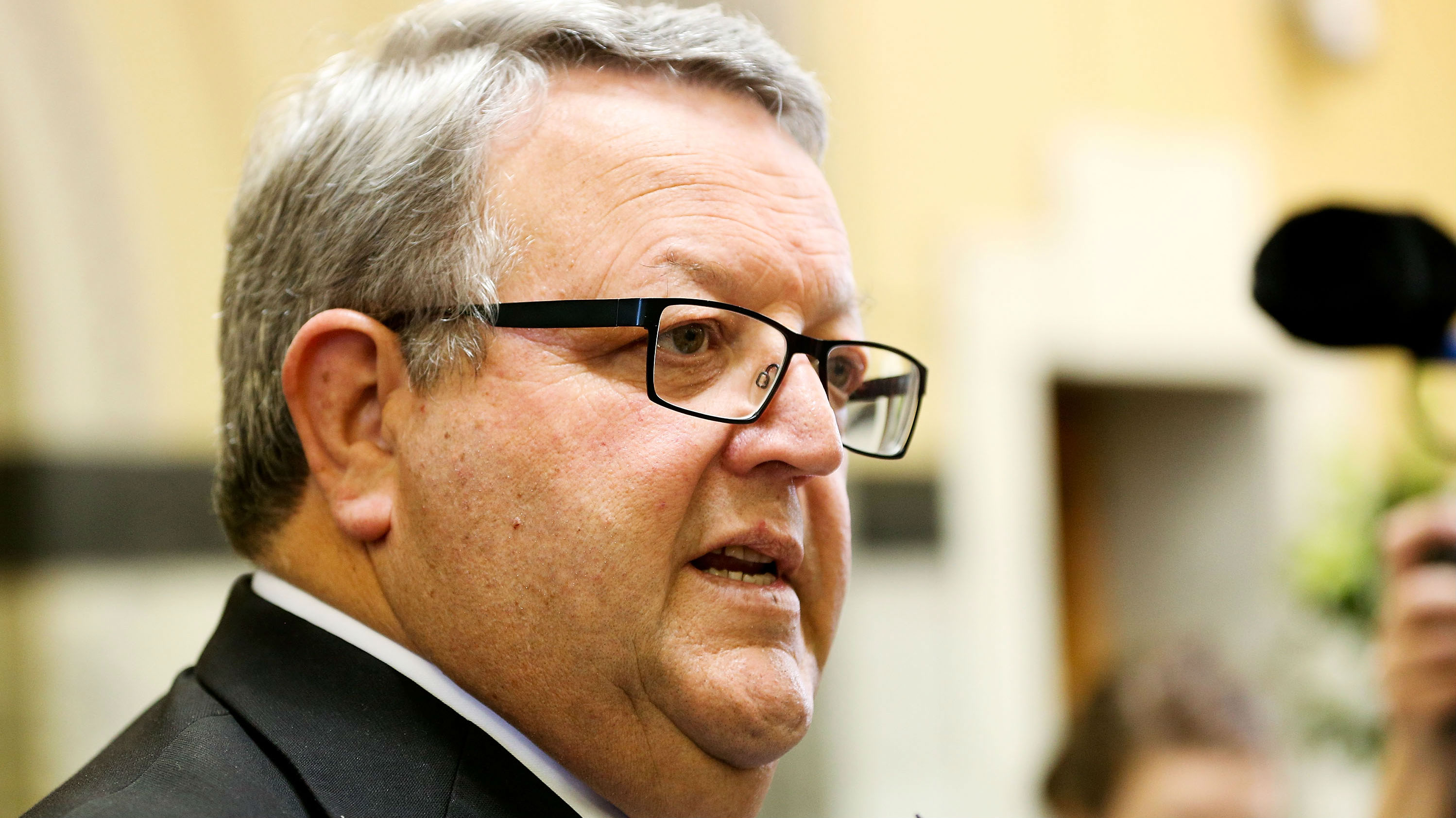 Gerry Brownlee says that estimates are ultimately just estimates. (Photo / Getty)