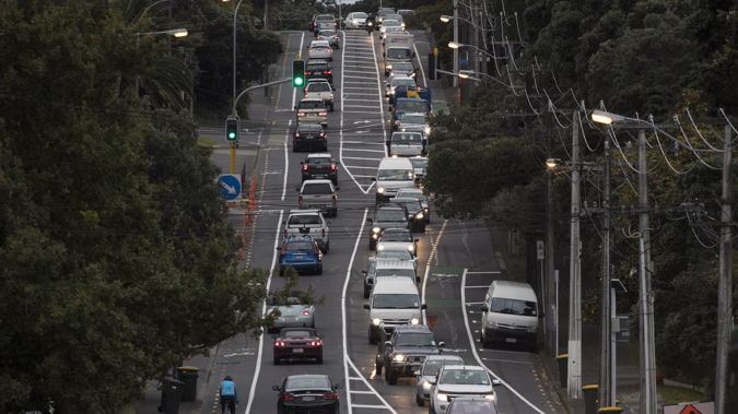 Labour's transport plan met with a roar of disaproval. But it was was clearly signposted and should have surprised no one. (Photo / NZ Herald)