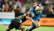 Blues blow late lead to lose to Chiefs