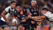 Warriors remain unbeaten after defeating Cowboys