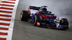 Brendon Hartley matched his best ever finish at a Formula 1 GP. (Photo \ Getty Images)