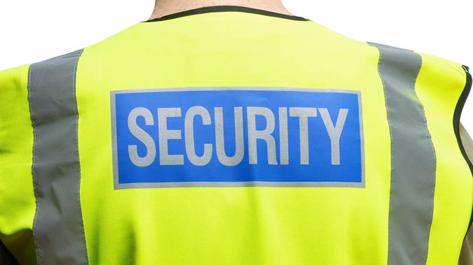 Hundreds of security guards quit the Commonwealth Games