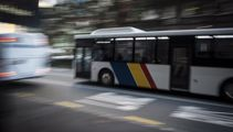 Bus driver stood down over lewd complaints