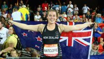 Julia Ratcliffe claims superb gold in hammer throw