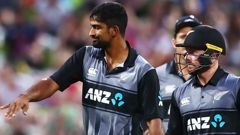 Ish Sodhi has been signed by IPL side Rajastan. (Photo \ Getty Images)