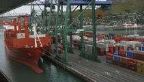 Union upset at lockout at Lyttelton Port