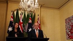 The Australian Government has been accused of hypocrisy after criticising the deal in public. (Photo / Getty)