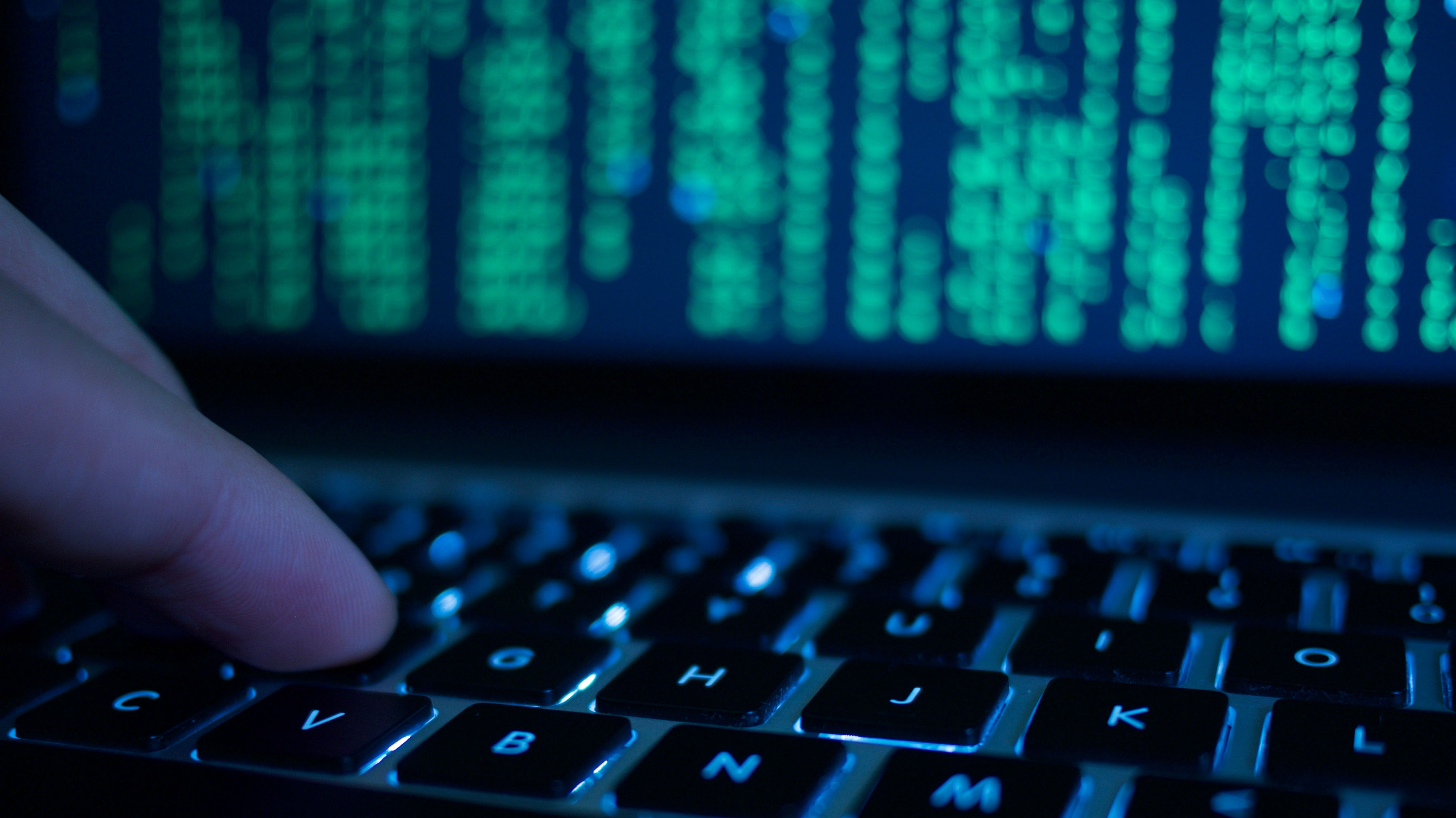 Cyber attacks are increasing and becoming more sophisticated. (Photo \ Getty Images)