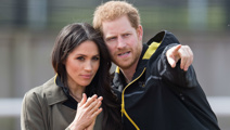 Meghan 'will bolt' says Germaine Greer