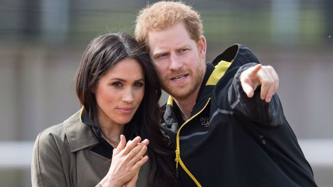 "Greer said that ""no one wants"" Meghan Markle's children as they will be too far removed from the line of succession. (Photo / Getty Images)"