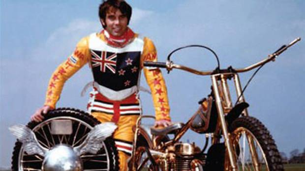 Ivan Mauger Was A Six Time World Champion Photo File